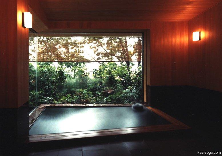 川奈倶楽部 女子浴室